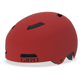 Giro Quarter FS Casco, matte dark red